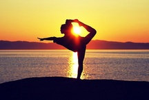 Yoga-spiration / by Nicole Scott
