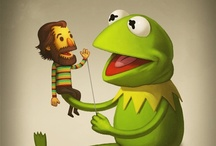 Muppets/Jim Henson - Art Ideas / by scartteacher