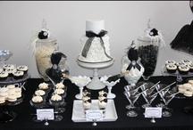 dessert/candy buffets / by Debi Clark