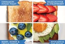 Breakfast Time! / Kick-start your day with these easy breakfast meal ideas. With breakfast and brunch recipes this tasty, you'll wish breakfast lasted all day!