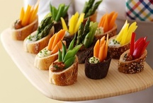 Party Foods / by Deborah Horvath