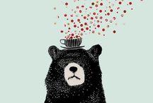 Illustration / by Irene Rubio