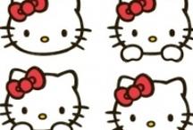 Hello Kitty Temporary Tattoos / by TattooForAWeek.com Temporary Tattoos