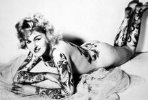 History of Body Art & Tattoos / by TattooForAWeek.com Temporary Tattoos