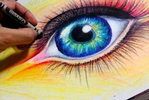 Eyes - Art Ideas / by scartteacher