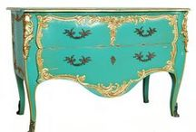Treasure Chests / Here are some of our gorgeous chest of drawers!