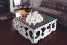 Baroque Coffee Tables / Check out our amazing coffee tables! www.fabulousandbaroque.com