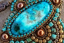 Bead Embroidery / by Cindy Murphy Smith