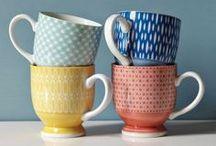 Mugs / by Erin Borja