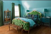 Dream Bedroom! / These combinations of furniture make for the PERFECT eye-catching bedroom!