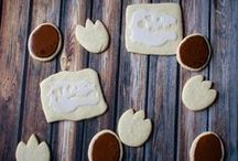Sugar Cookies and Frosting