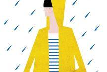 Illustration, dessins, collages, etc. / Illustration Art Dessin