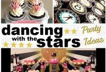 Dancing With The Stars Party / Feel like dancing all night long?Invite over your die-hard fans/friends for the Season Premiere of Dancing with the Stars and get ready to P-A-R-T-Y!!