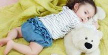 Mode bébé / Idées de tenues pour vos tous petits. Du body à la robe faites que votre bébé soit à croquer !!
