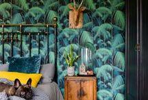 Tendances tropicale / Laissez-vous emporter dans un univers qui conjugue les styles et les arts de vivre. Tout en contraste et en créativité, il reflète la joie de vivre et la liberté.