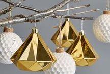 Inspiration Noël / Besoin d'inspirations, d'idées et de petites paillettes dans les yeux. Découvrez toutes nos astuces et nos produits pour les fêtes. Art de la table, cadeaux et pleins d'autres surprises vous attendent!!