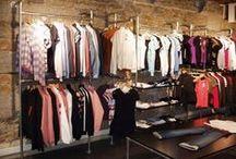 MÓVEIS E ACESSÓRIOS TUBULARES / Galvanized Pipe clothing racks and shoes, etc. racks e roupas sapatos tubo galvanizado, etc.