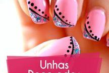 Unhas Decoradas / Dicas de decoração de unhas para todos os gostos!