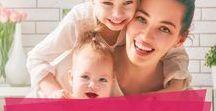 Maternidade / Dicas para mães e cuidados com bebês e crianças.