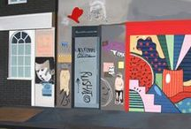 My paintings - Streets of London / Inspired by the streets of London...