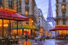 France , an artist's eye view. / France and all things french depicted in art.