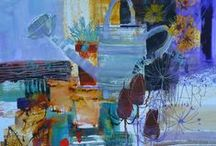Art, Chris Forsey / British figurative painter who likes to capture light & atmosphere.