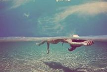 Summertime/ Underwater