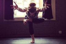 Y O G A // Practise Poise / Namaste  / by Stephanie Gaudreau