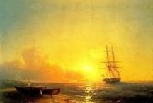 J.M.W.Turner art of light / A painter who excelled in capturing the essence of a place, a time, a mood.