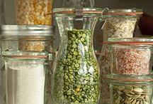 Tarros/Bocaux/Jars / Una amplia selección de tarros sin plástico. Plastic-free jars. Pots et boîtes sans plastique.