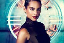 Alicia Keys / A board about my idol