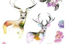 수채화.watercolor