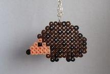 korálky / Hama beads