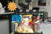 DIY Geschenke / Meine gesammelten Werke zur Inspiration für euch: DIY Geschenke sind im Kommen!  Egal ob Geburtstag, Muttertag, Valentinstag, Einweihung oder einfach nur so: Selbstgemachte selbstgebastelte Geschenke sind doch die besten :)