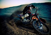 Enduro.Dirt bikes