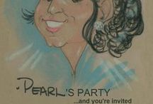 The Book / Pearl's Party...and you're invited, the book