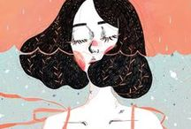 I ♥ ILLUSTRATION // Kochamy ilustracje / Great illustrations from all over the world // Fatastyczne ilustracje z całego świata