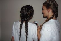 ♚ locks of love ♚ / Lots of hair, everywhere. / by O L I V I A // 👽💿✖️