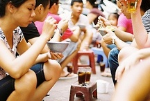 World Markets&Street Food  / Eat like a local!  The best places to eat around the world are in the street, market, or a local's kitchen.   / by Khaleesi