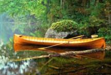 Boats, kayaks, canoes / by chrissy s