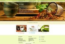 "Design of websites / NADEZHDA STUDIO Graphic design Studio ""Fresh idea"""
