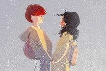 Illustration Inspiration / Cute illustrations