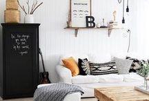 Fészek / Living room enteriors.