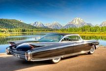 Caddys / by Jim Ford