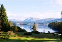 Our Beautiful Loch / Ardanaiseig sits on the shores of the breath-taking Loch Awe. Here are a few of the stunning views we get... / by Ardanaiseig Hotel