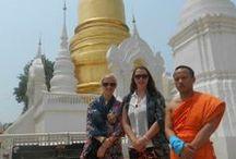 Experience 3 'Wat Suandok' / Hierin komen pins te staan die te maken hebben met het bezoek naar de tempel Wat Suandok. Deze pins zullen te maken hebben met mediteren, monniken en tempels.  #NHTV #3MTT