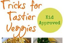 KIDS FOOD / Delicious, (mostly) nutritious food to help kids grow strong.