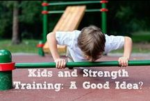 KIDS FITNESS / News and tips for kids on the move, from the backyard to the ball field