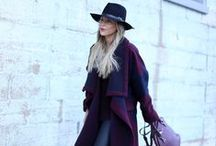 Street Style / Street style, chic, denim, pants, bag, skirt, jacket, dress, shoes, colors, fashion ..