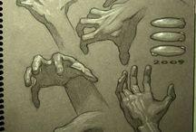Drawing hands ref